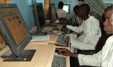 Directaid  Processing of computer center -4 1